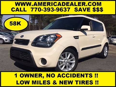 2013 Kia Soul for sale in Marietta, GA