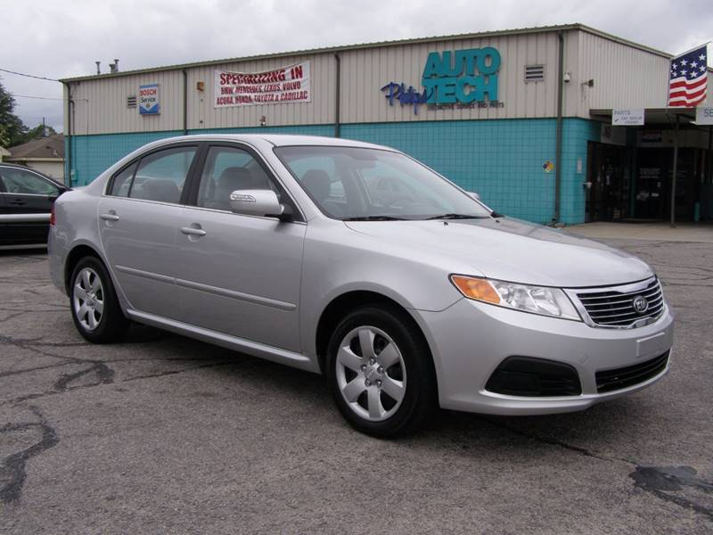2009 Kia Optima LX 4dr Sedan (I4 5A)   Columbia SC