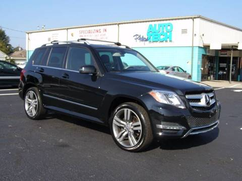 2013 Mercedes-Benz GLK for sale in Columbia SC