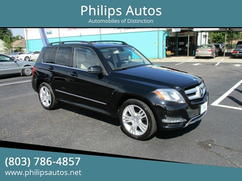 2015 Mercedes-Benz GLK for sale in Columbia, SC