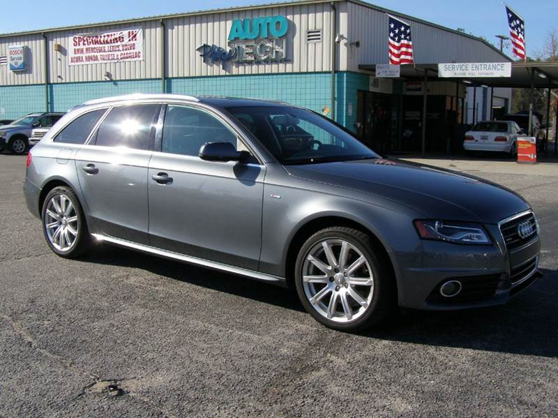 2012 audi a4 awd 2 0t quattro avant premium plus 4dr wagon. Black Bedroom Furniture Sets. Home Design Ideas