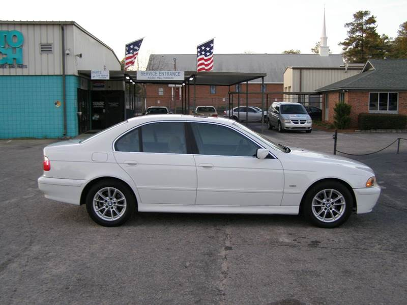 2003 Bmw 5 Series 525i 4dr Sedan In Columbia SC