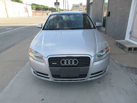 2007 Audi A4 for sale at Ideal Auto in Kansas City KS