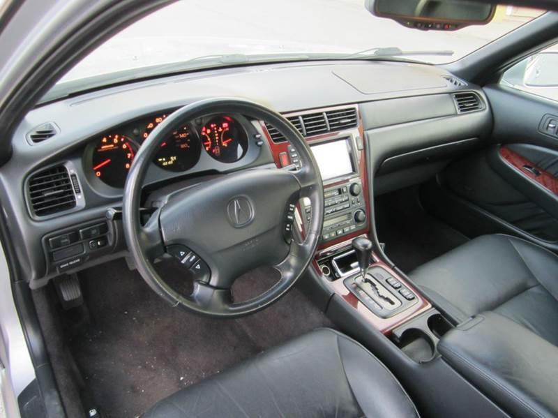 2002 Acura RL 3.5 4dr Sedan w/Navi - Kansas City KS