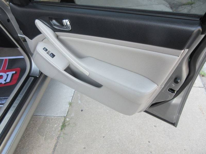 2006 Infiniti G35 AWD x 4dr Sedan - Kansas City KS