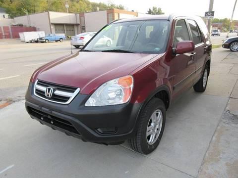 2004 Honda CR-V for sale at Ideal Auto in Kansas City KS
