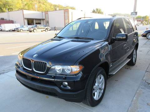 2005 BMW X5 for sale at Ideal Auto in Kansas City KS