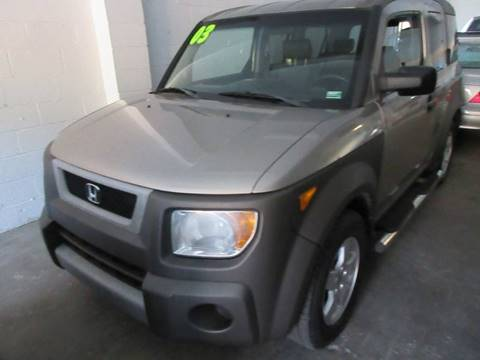 2003 Honda Element for sale at Ideal Auto in Kansas City KS