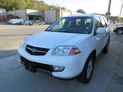 2003 Acura MDX for sale at Ideal Auto in Kansas City KS