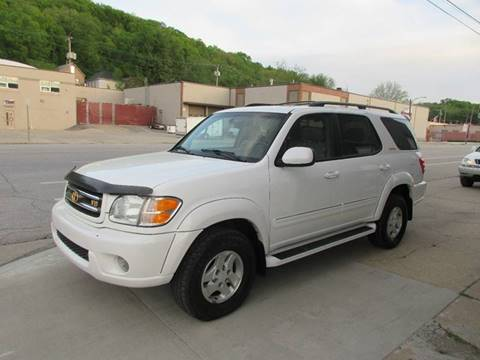 2002 Toyota Sequoia 182,610 Miles Miles | Special $6,450