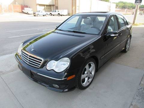 2006 Mercedes-Benz C-Class for sale at Ideal Auto in Kansas City KS