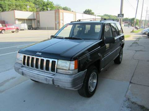 1997 Jeep Grand Cherokee for sale at Ideal Auto in Kansas City KS