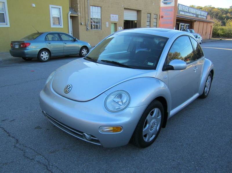 2001 Volkswagen New Beetle for sale at Ideal Auto in Kansas City KS