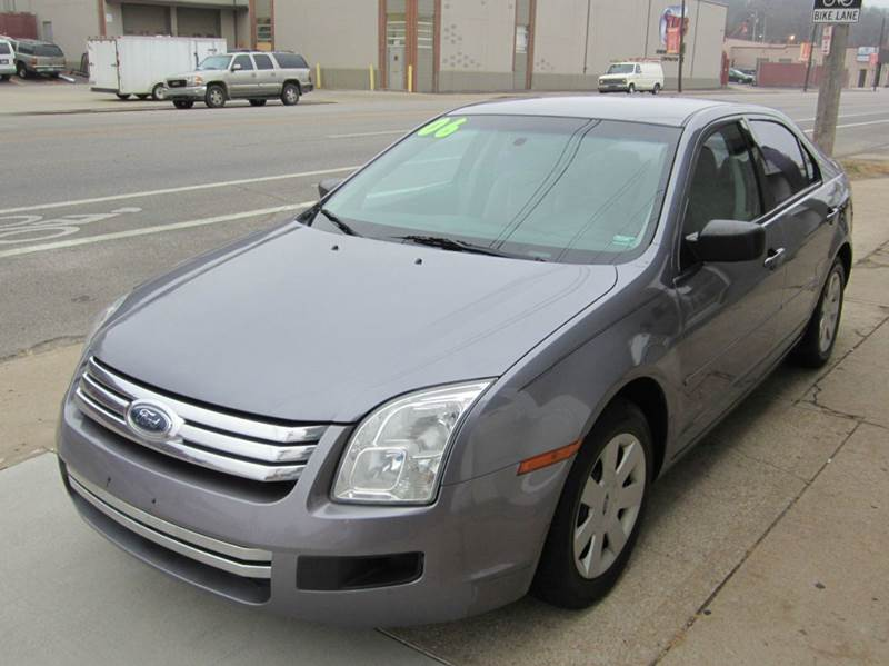 2006 Ford Fusion for sale at Ideal Auto in Kansas City KS