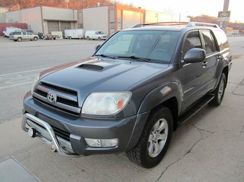 2004 Toyota 4Runner for sale at Ideal Auto in Kansas City KS