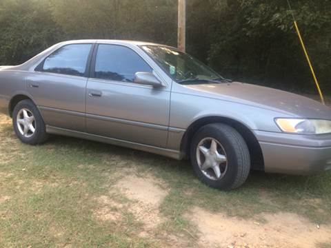 1998 Toyota Camry for sale in Mt Olive, MS