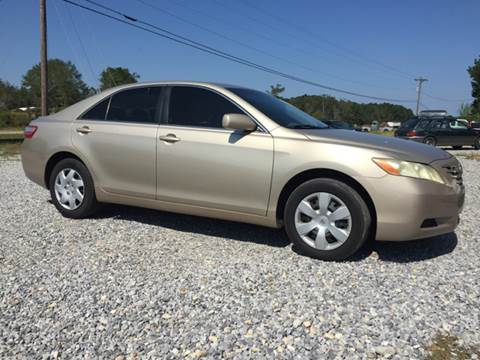 2008 Toyota Camry for sale in Mt Olive, MS