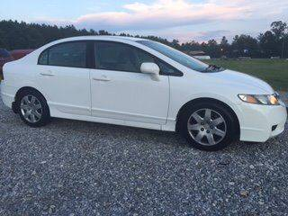 2011 Honda Civic for sale in Mt Olive, MS
