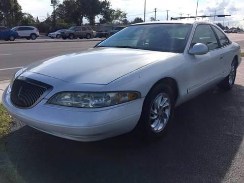 1997 Lincoln Mark VIII for sale in Margate, FL
