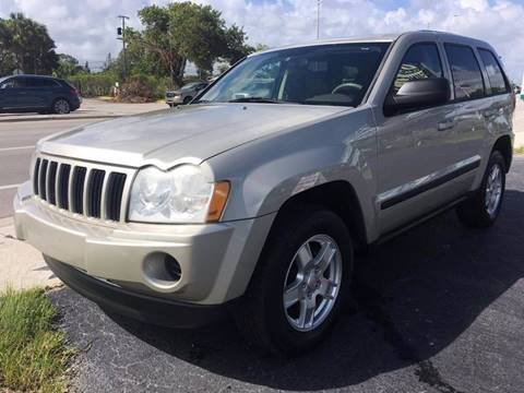 2007 Jeep Grand Cherokee for sale in Margate, FL