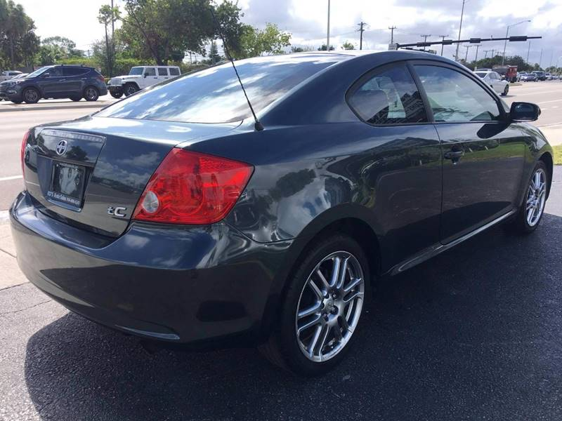 2007 Scion tC : 2007 Scion tC Base 2dr Hatchback ONE OWNER FLORIDA Car Reliable Toyota CLEAN