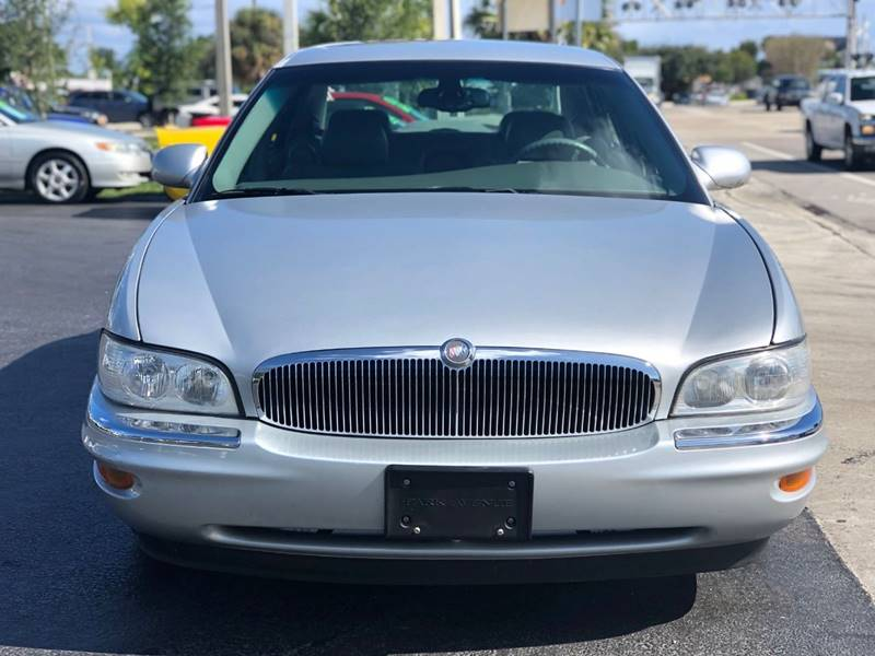 2001 buick park avenue ultra supercharged