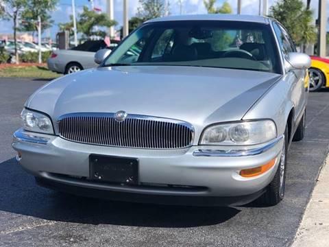 2001 Buick Park Avenue for sale in Pompano Beach, FL