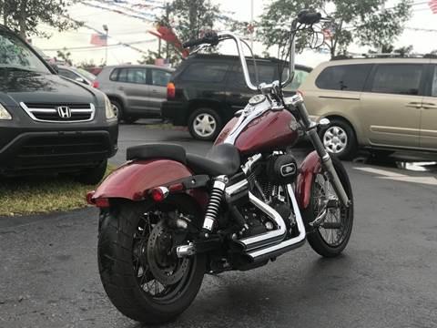 2010 Harley-Davidson Wide Glide