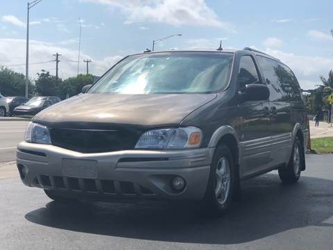 2005 Pontiac Montana for sale in Pompano Beach, FL