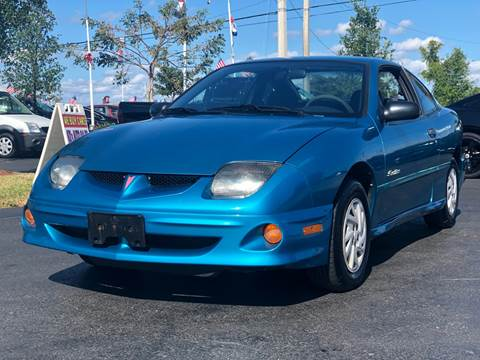 2000 Pontiac Sunfire for sale in Pompano Beach, FL