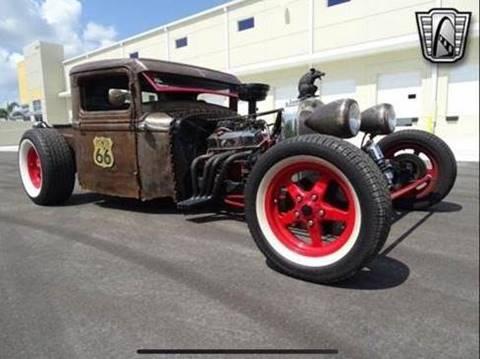 1932 Ford Rat Rod