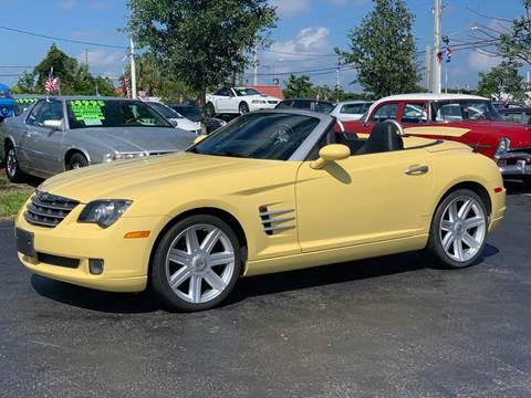 Crossfire For Sale >> 2007 Chrysler Crossfire For Sale In Pompano Beach Fl