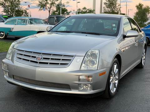 2006 Cadillac STS for sale in Pompano Beach, FL