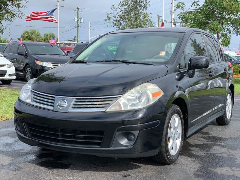 2007 Nissan Versa for sale at KD's Auto Sales in Pompano Beach FL