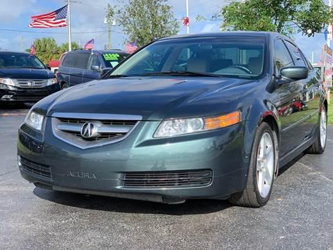2004 Acura TL 3.2 for sale at KD's Auto Sales in Pompano Beach FL