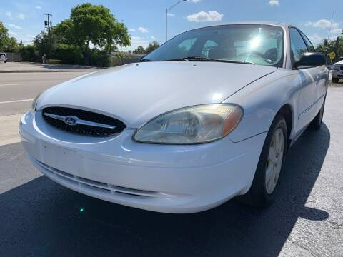 2002 Ford Taurus for sale at KD's Auto Sales in Pompano Beach FL
