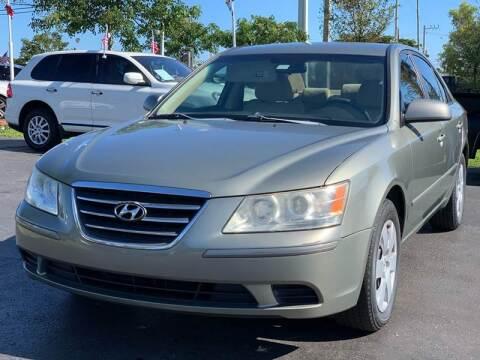 2010 Hyundai Sonata GLS for sale at KD's Auto Sales in Pompano Beach FL