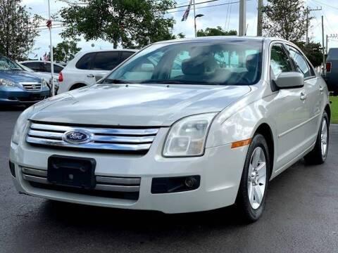 2008 Ford Fusion for sale at KD's Auto Sales in Pompano Beach FL