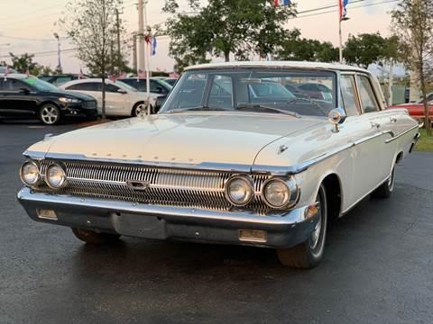 1962 Mercury Monterey for sale at KD's Auto Sales in Pompano Beach FL