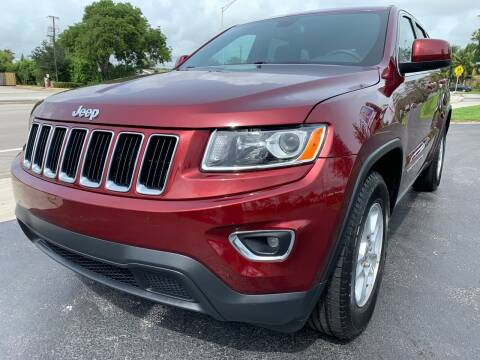 2016 Jeep Grand Cherokee for sale at KD's Auto Sales in Pompano Beach FL