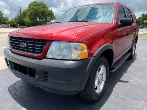 2004 Ford Explorer for sale at KD's Auto Sales in Pompano Beach FL