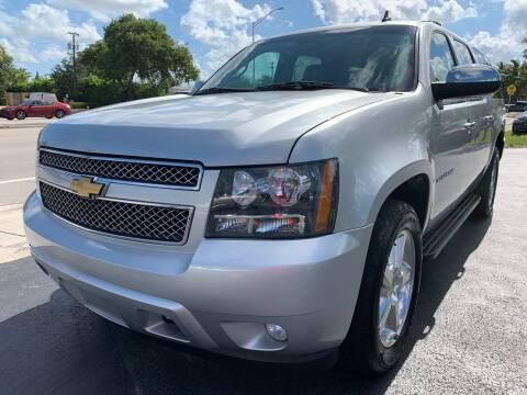 2013 Chevrolet Suburban for sale at KD's Auto Sales in Pompano Beach FL