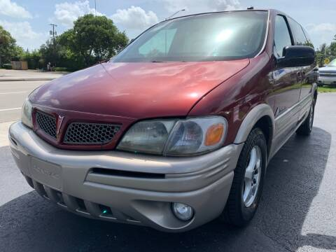 2003 Pontiac Montana for sale at KD's Auto Sales in Pompano Beach FL