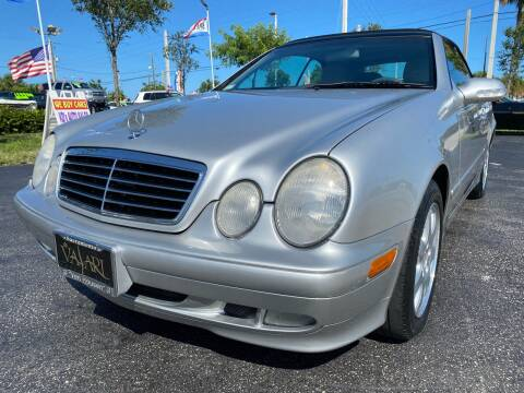 2000 Mercedes-Benz CLK for sale at KD's Auto Sales in Pompano Beach FL