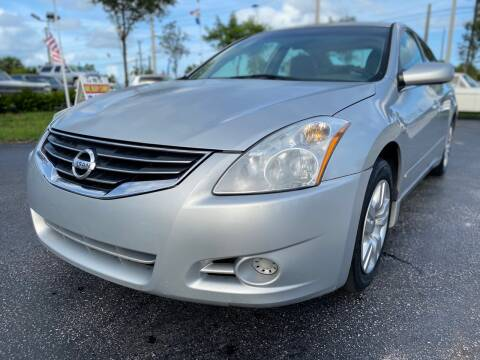2010 Nissan Altima for sale at KD's Auto Sales in Pompano Beach FL