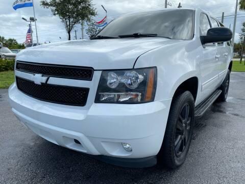 2014 Chevrolet Suburban for sale at KD's Auto Sales in Pompano Beach FL