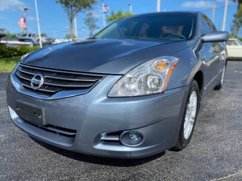 2011 Nissan Altima for sale at KD's Auto Sales in Pompano Beach FL