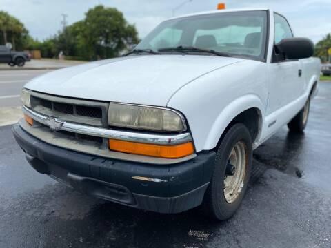 2000 Chevrolet S-10 for sale at KD's Auto Sales in Pompano Beach FL