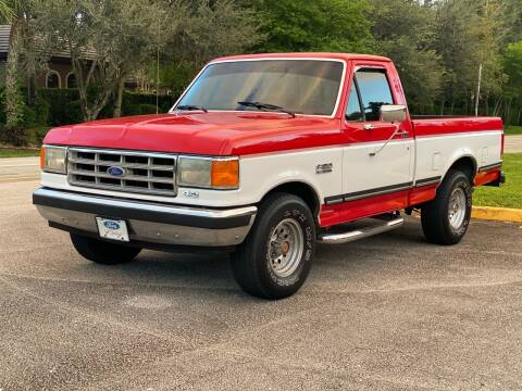 1987 Ford F-150 for sale at KD's Auto Sales in Pompano Beach FL