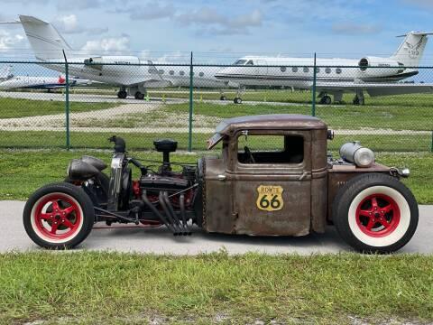 1932 Ford Tudor for sale at KD's Auto Sales in Pompano Beach FL